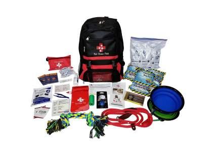 Pet Evac Pak, LLC Premium Big Dog Emergency Survival Kit