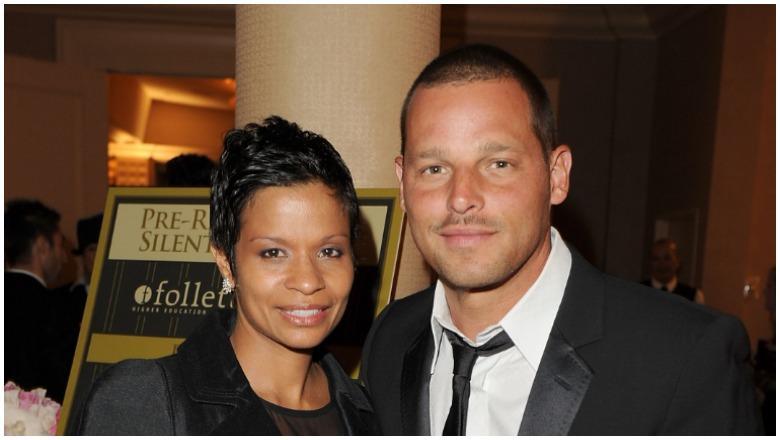 Justin Chambers wife