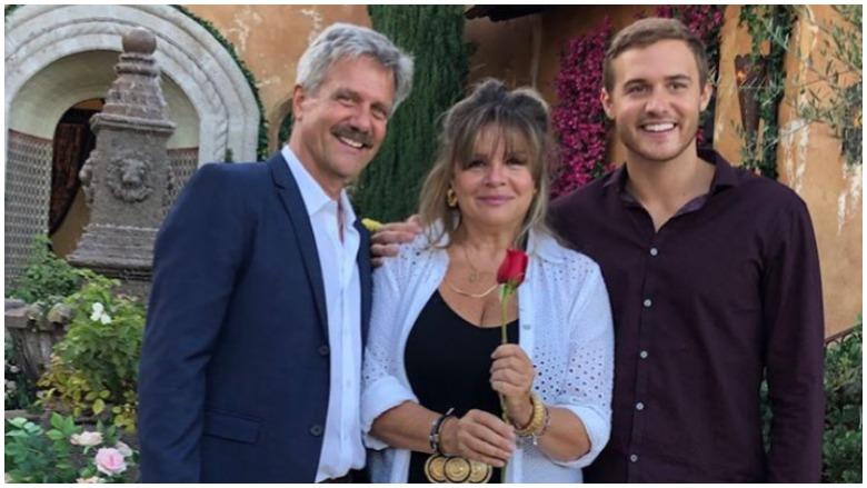 Peter Weber's Parents