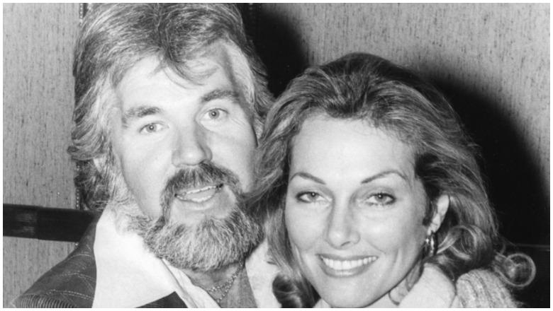 Marianne Gordon Kenny Rogers Ex Wife Talks Marriage On A E Special Heavy Com
