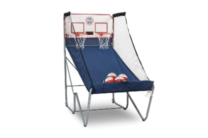 Pop-A-Shot New Official Home Dual Shot Basketball Arcade Game