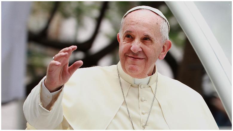pope sick ill health