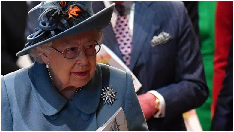 queen elizabeth coronavirus