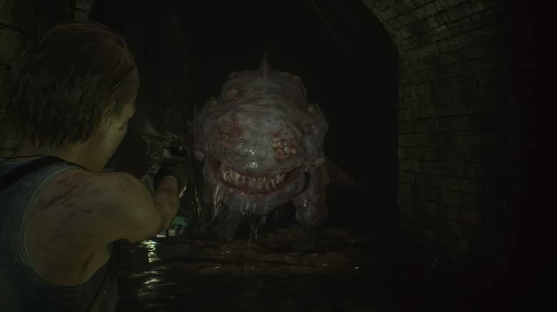 Resident Evil 3 Grenade Launcher Location