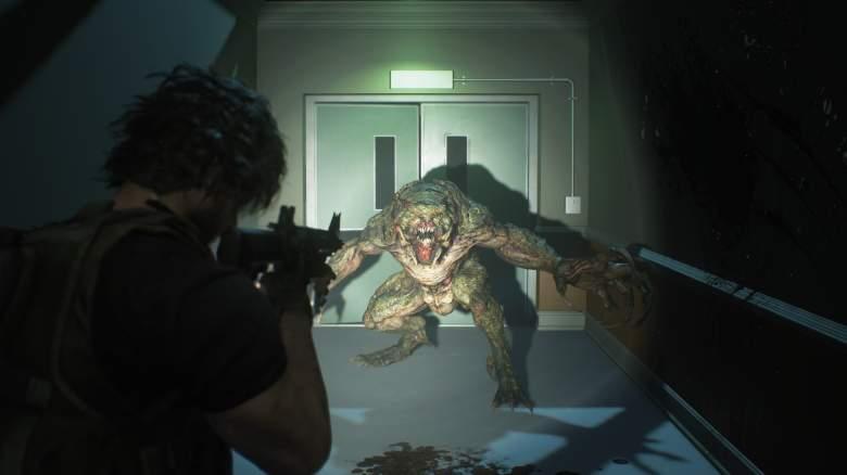 Resident Evil 3 Lightning Hawk