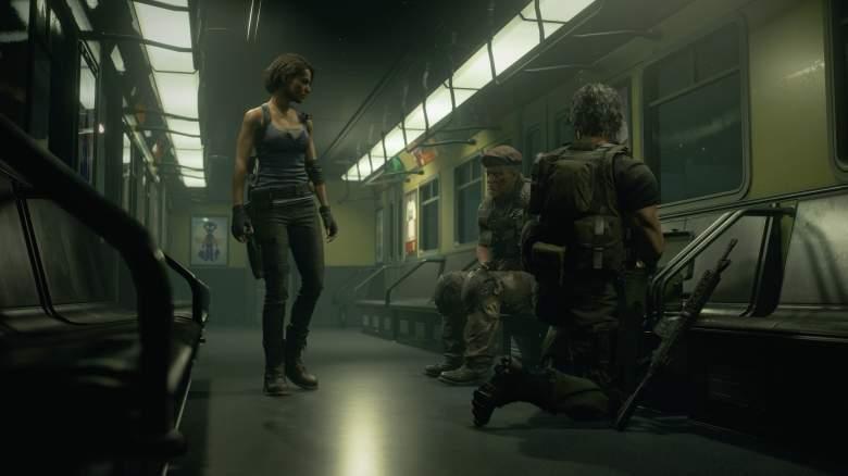 Resident Evil 3 Shotgun Location