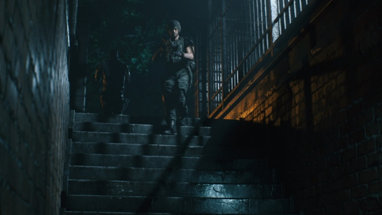 Resident Evil 3 West Office Safe