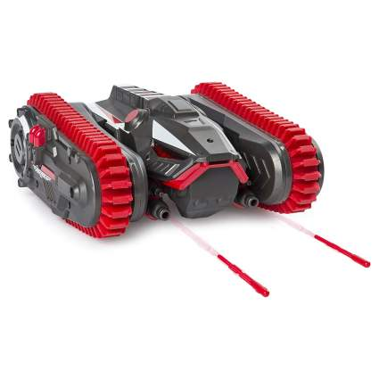 Robo Trax All-Terrain RC Tank with Robot Transformation