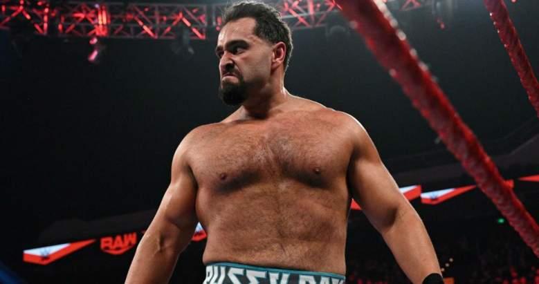 Rusev WWE