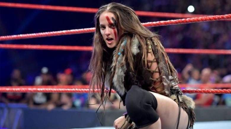 Sarah Logan WWE
