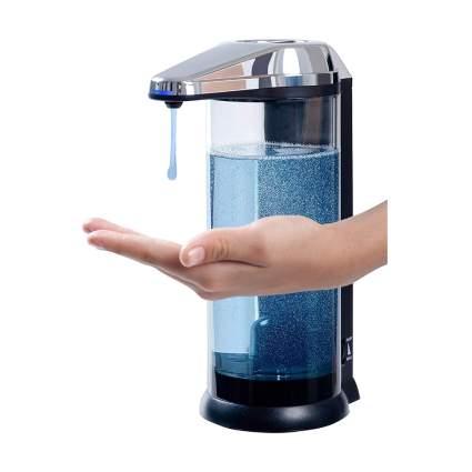 large capacity automatic soap dispenser
