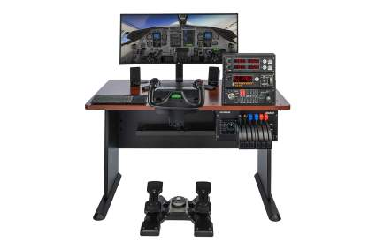 Simbird Eagle Flight Simulator Workstation