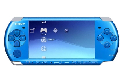 Sony Playstation Portable - PSP 3000