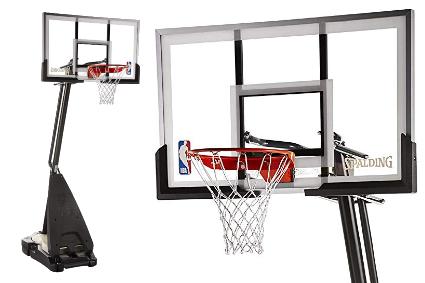 Spalding Portable Basketball Hoop