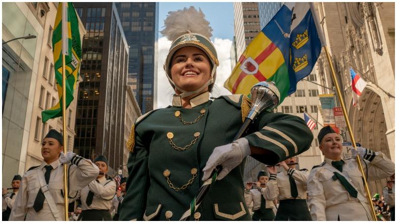 St patricks day parade new york city