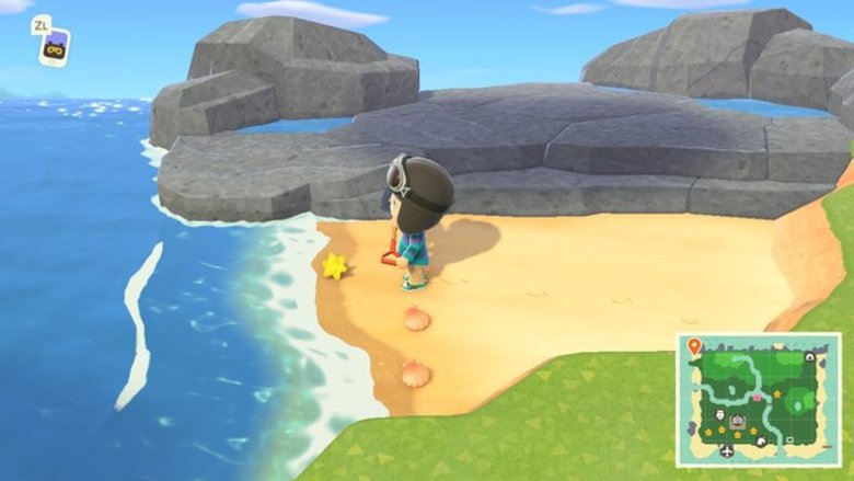 star fragment animal crossing new horizons