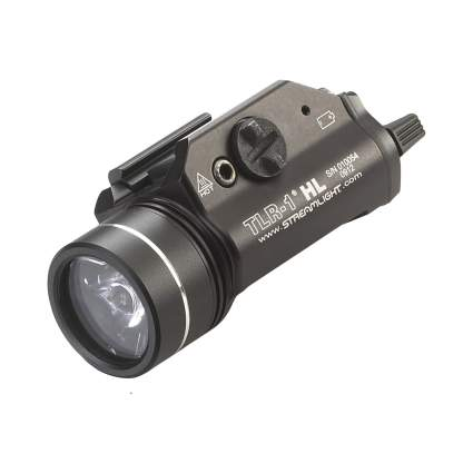 Streamlight Weapon Mount 800 Lumen Tactical Flashlight With Strobe