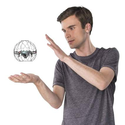 Supernova Gravity Defying Hand-Controlled Flying Orb