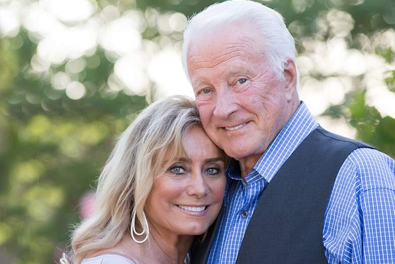 Lyle Waggoner and Sharon Kennedy
