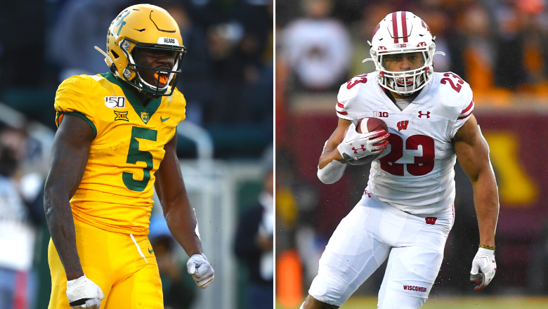 Denzel Mims & Jonathan Taylor are quietly solidifying themselves as late round 1 picks.