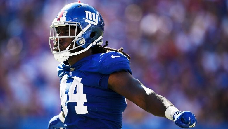 Giants believe they have retained Markus Golden