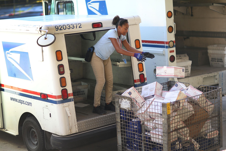 USPS deliveries