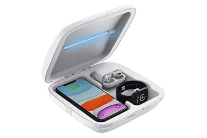 uv phone and jewelry sanitizer