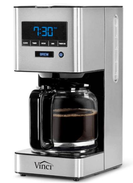 Vinci Auto Pour Over Coffee Maker