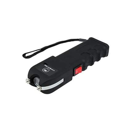 VIPERTEK VTS-989 Heavy Duty Rechargeable Stun Gun With Flashlight