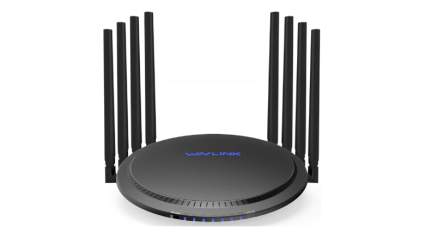 wavlink triband router