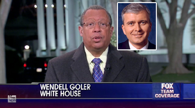 Wendell Goler Fox News