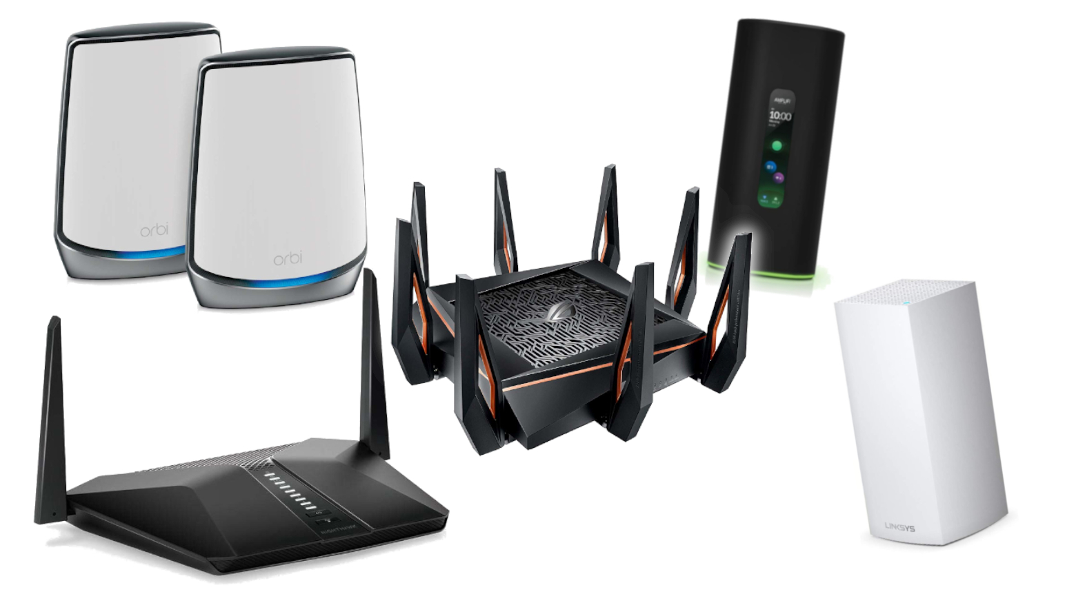devices wireless router handle