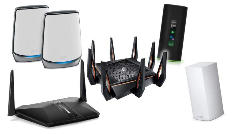 11 Best Wi Fi 6 Routers For 802 11ax 2021 Heavy Com