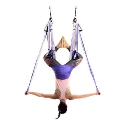 yoga trapeeze