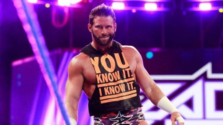 Zack Ryder WWE