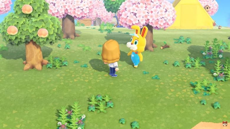 zipper bunny animal crossing new horizons