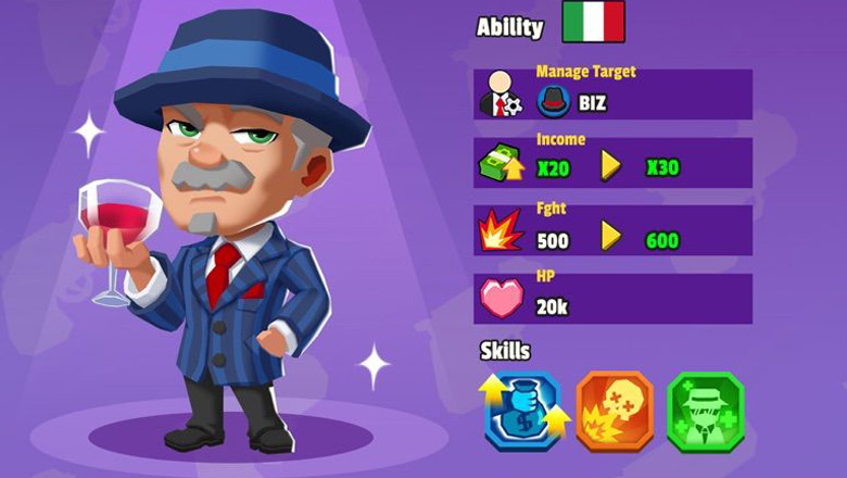 Idle Mafia Mobile Game FunPlus