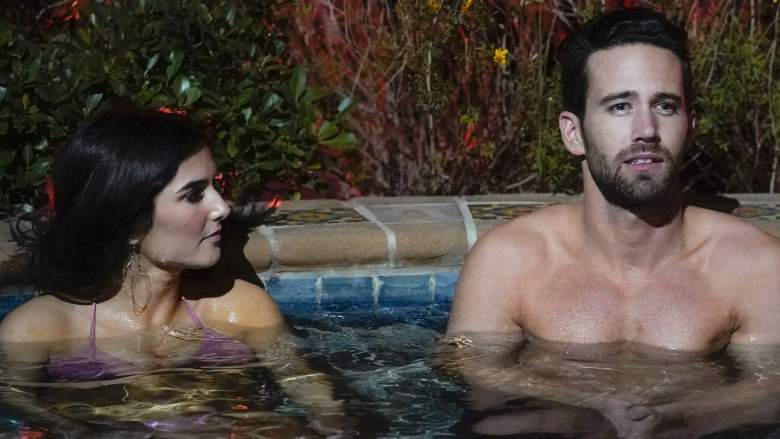 The Bachelor: Listen to Your Heart Jamie Gabrielle and Trevor Holmes