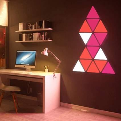 Brione Triangle Light Panel Smart LED Lights