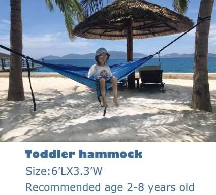 funlife Parachute Camping Hammock