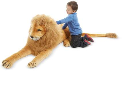 Melissa & Doug Large Stuffed Lion