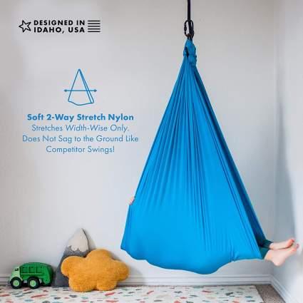 Harkla Indoor Therapy Swing for Kids