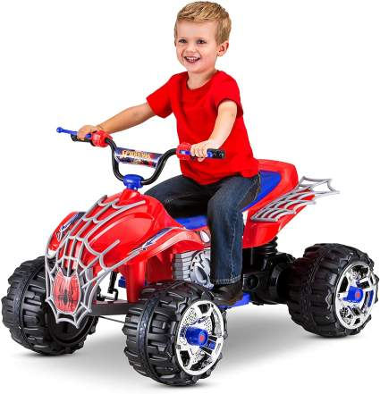 Kid Trax Electric Kids Ride-on ATV