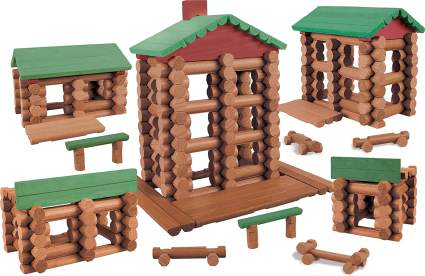 LINCOLN LOGS-Collector's Edition