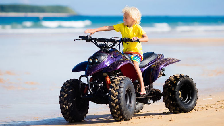 best kids atv