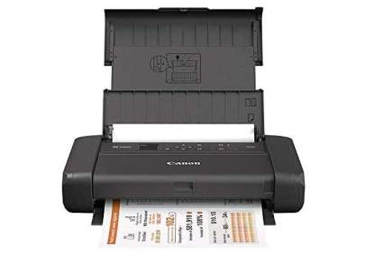 wireless mobile ink jet printer