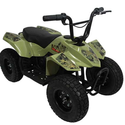 Pulse Performance Products ATV Quad