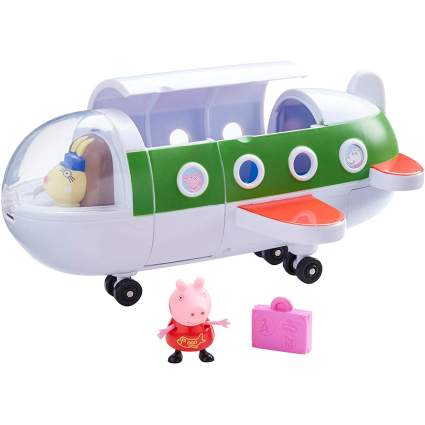 Air Peppa Jet Figure