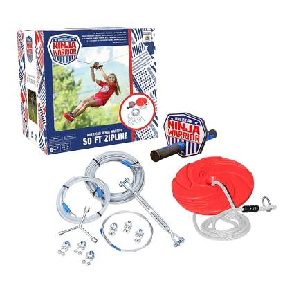 kids zipline kit
