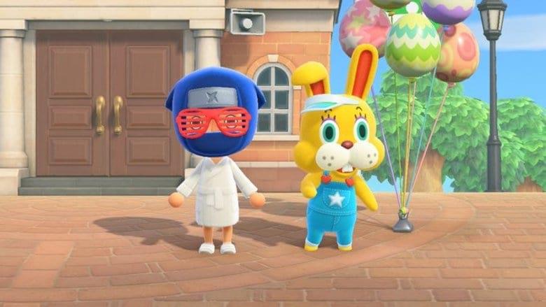 Animal Crossing New Horizons Bunny Day Event Reward
